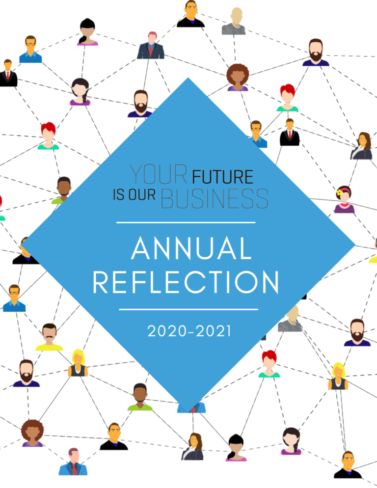 ANNUAL REFLECTION 2020-2021
